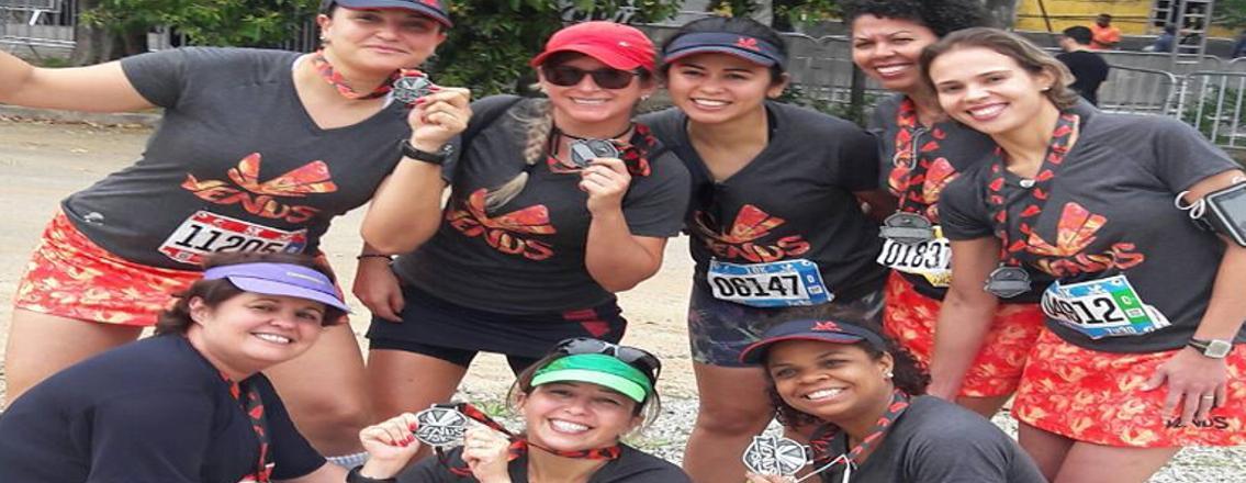 Meninas EsporteSuperAção - Circuito Vênus - 04/09/2016